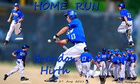 Tribute to Brandon Hirth Home Run